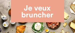 La sélection brunch