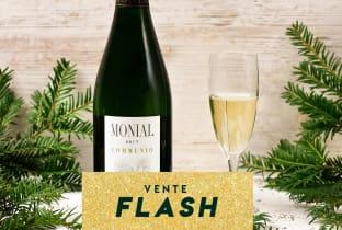 Champagne brut cuvée Communio de Monial