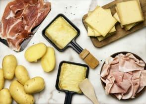 Kit recette - La raclette ultime pour 2