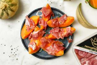 Kit recette - Melon & Jambon de Parme pour 4