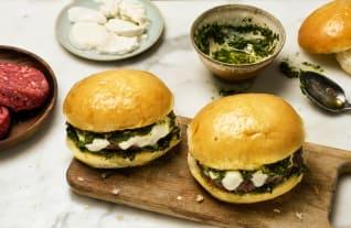 Kit Recette - Burger alla Genovese pour 2