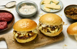 Kit recette - Burger Fermier pour 2