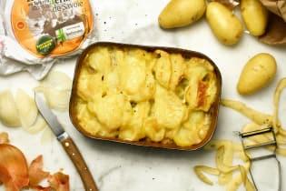 Kit recette - Tartiflette Veggie pour 2