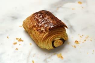 Pain au chocolat de notre boulanger Thierry