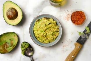 Kit recette - Guacamole pour 2