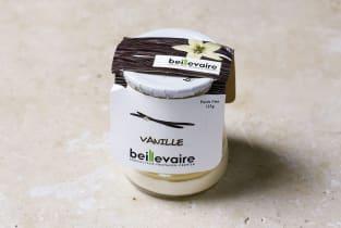 Yaourt à la vanille Beillevaire